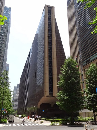 みずほコーポレート銀行ビル5