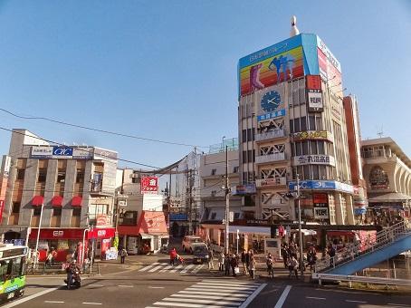 王子駅周辺01