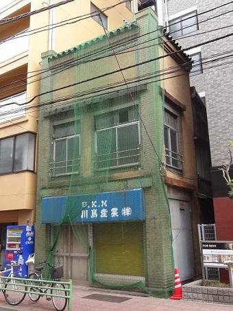 新富町駅周辺14