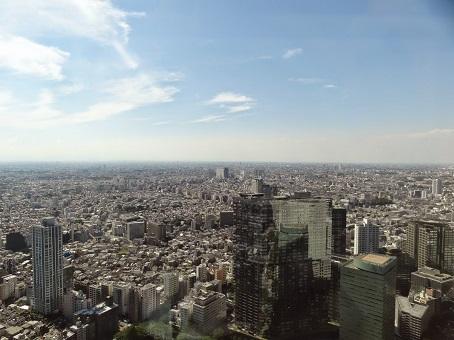 東京都庁展望室4