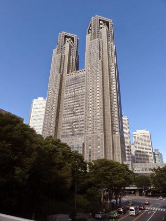 東京都庁展望室8
