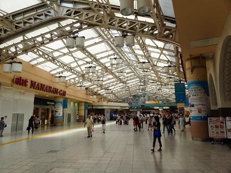上野駅11