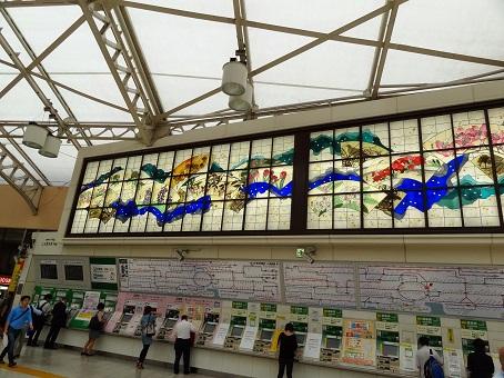 上野駅13