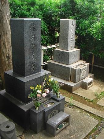 雑司ヶ谷霊園06