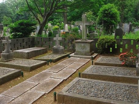 雑司ヶ谷霊園09