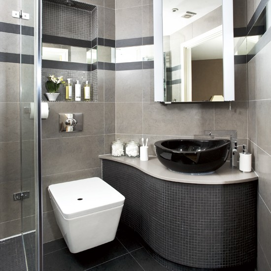Bathroom design modern inspirational examples splash for Ideal home bathroom ideas