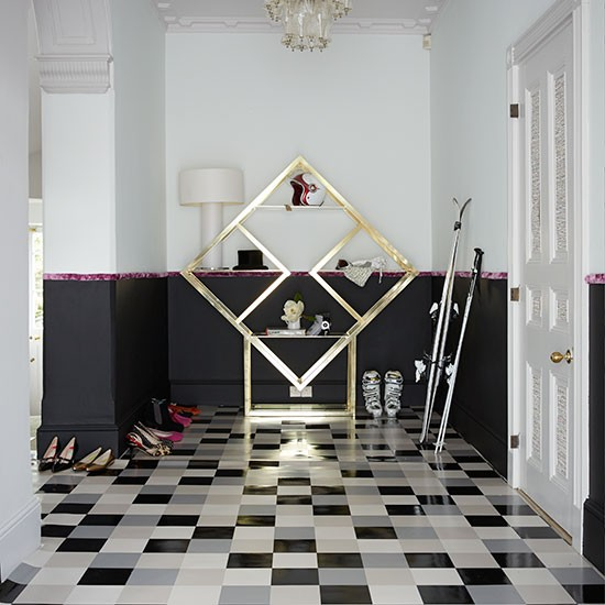 Black-and-White-Hallway-Livingetc-Housetohome.jpg
