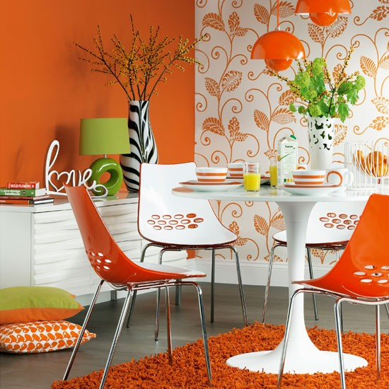 Orange-dining-room-modern-Ideal-Home.jpg