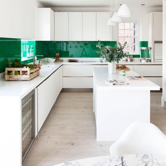 White-and-Vibrant-Green-Modern-Kitchen-Livingetc-Housetohome.jpg