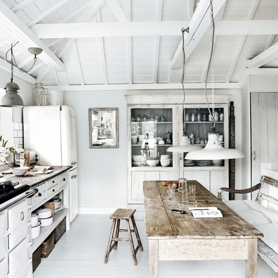 White-washed-beach-house-kitchen---Modern---Livingetc.jpg