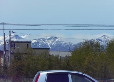 まと積雪、5月23日