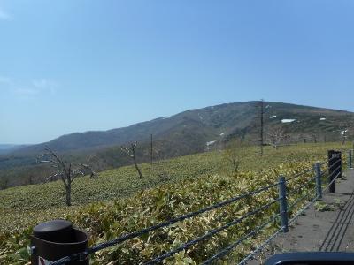 5月29日の藻琴山