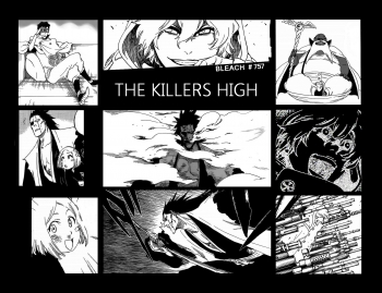 575THE KILLERS HIGH