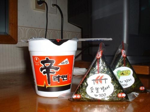 ウリカップ麺