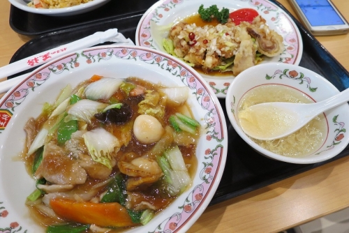 餃子の王将③ (6)