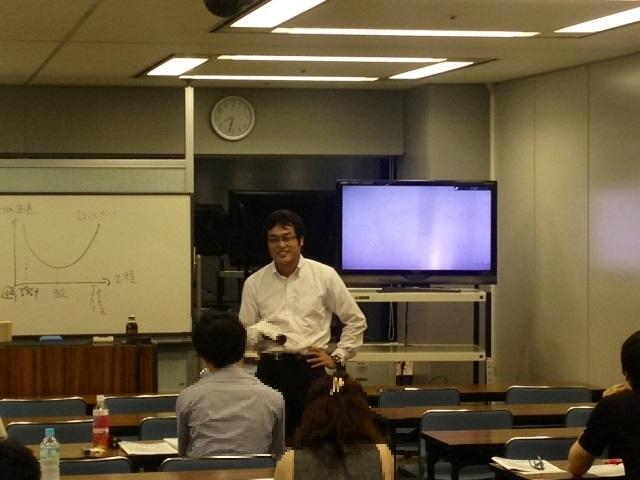 大庭聖司講師 新宿大庭クラス開講