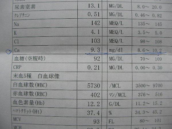 20140515整形外科血液検査②