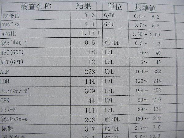 20140515整形外科血液検査①