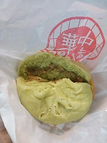グリーンカレーマン&男前豆腐 002
