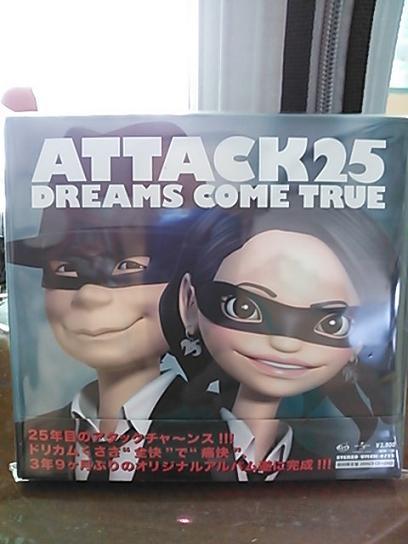 ATTACK25アルバム 001