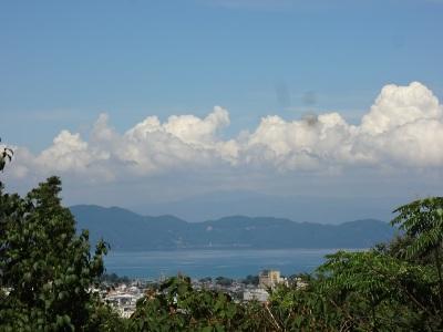 琵琶湖がすっきり