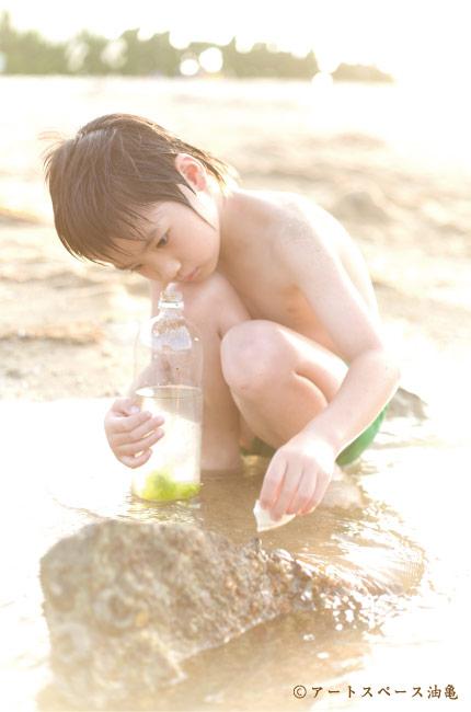 海水浴こじま1