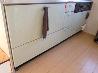 キッチンの整理収納
