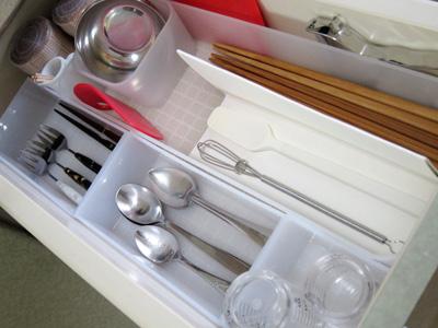 システムキッチン 引き出し 収納