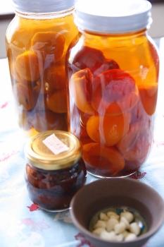 梅の甘露煮 杏酒 ジャム (233x350)