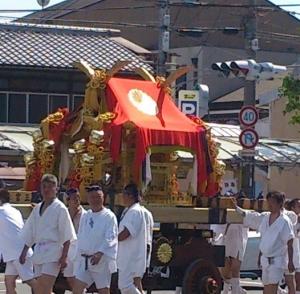 松尾大社のお祭り