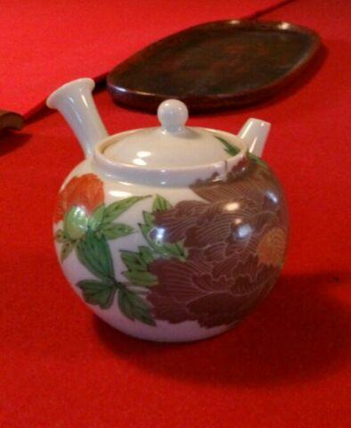 椿堂さん煎茶会 茶器