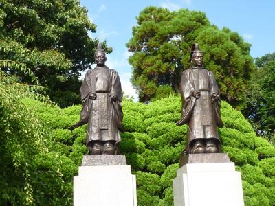 熊本・水前寺公園神社