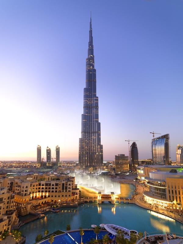 Burj Khalifa Image 1