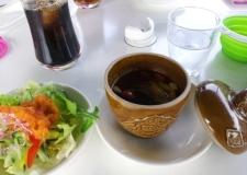 薬膳スープ&サラダ