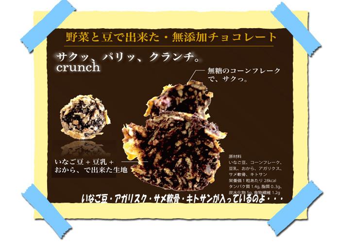 チョコレート円