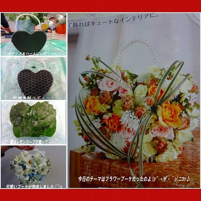 お花の順番