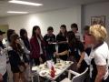 Korean Group first day 2 アロマスクール マッサージスクール オーストラリア