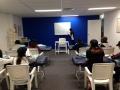 Korean Group first day 3 アロマスクール マッサージスクール オーストラリア