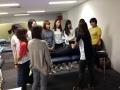 Nami Lesson 2 アロマスクール マッサージスクール オーストラリア