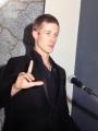Dylan intro アロマスクール マッサージスクール オーストラリア