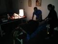 Chakra Massage 2014 5 アロマスクール マッサージスクール オーストラリア