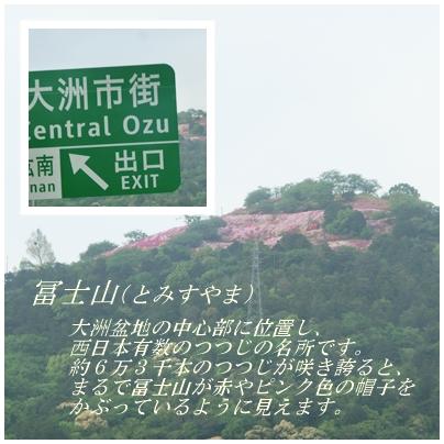 大洲 冨士山