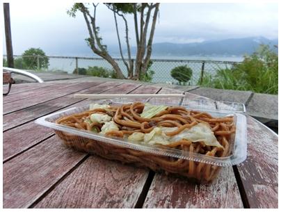 諏訪湖(ソースローメン)