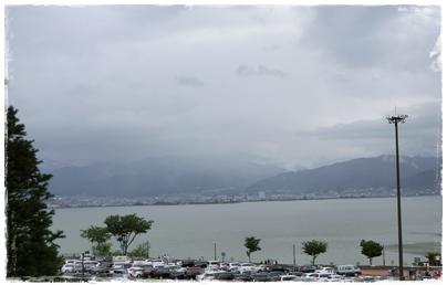 諏訪湖SA1