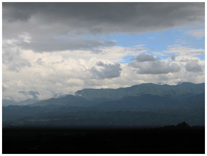 山脈の景色2