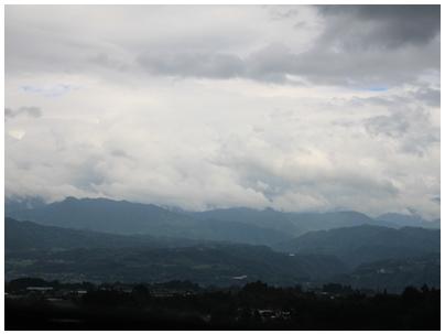 山脈の景色3