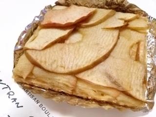 ゴントランシェり りんごの薄いタルト