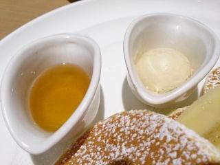 サラベス ハニーミルクパンケーキ ¥1450aa