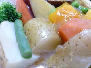 成城石井 徳用 夏の彩りごろごろ野菜¥647a