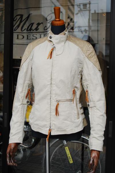 MFB-1868 CMショートライダースジャケット